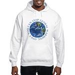 Stop Global Warming Ecology Hooded Sweatshirt