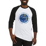 Stop Global Warming Ecology Baseball Jersey