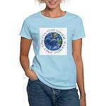 Stop Global Warming Ecology Women's Light T-Shirt