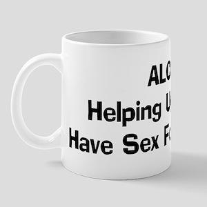 Beer and Sex Mug