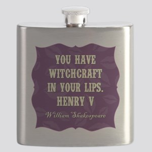 YOU HAVE... Flask