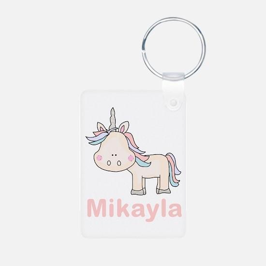 Mikayla's Little Unicorn Keychains
