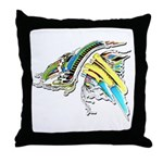 Design 160402 Throw Pillow
