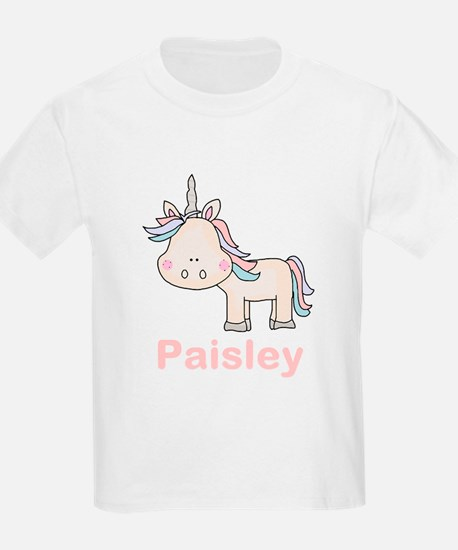 Paisley's Little Unicorn T-Shirt