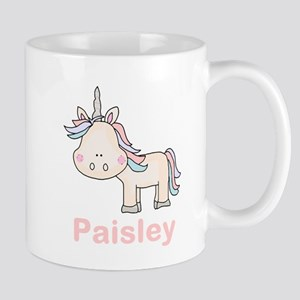 Paisley's Little Unicorn Mug