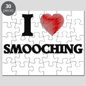 I love Smooching Puzzle