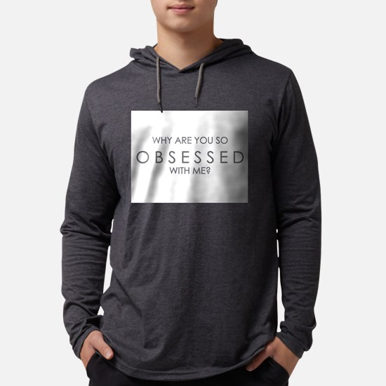 OBSESSED-DESIGN.gif Long Sleeve T-Shirt