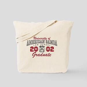 University Of American Samoa Grad Tote Bag