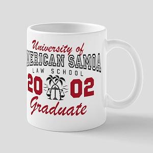 University Of American Samoa Grad Mugs