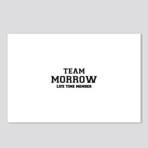 Team MORROW, life time me Postcards (Package of 8)