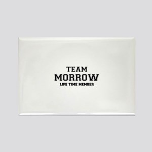 Team MORROW, life time member Magnets