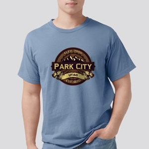 Park City Sepia Women's Dark T-Shirt