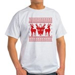 christmas deer shirt T-Shirt