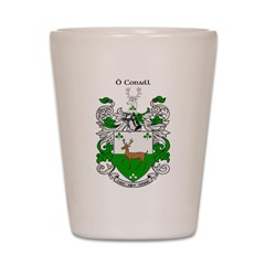 O'connell Shot Glass