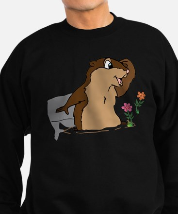 Groundhog Day Shadow Sweatshirt