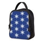 All Points North Pattern Neoprene Lunch Bag