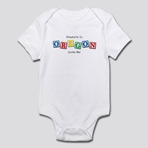 Oregon Infant Bodysuit