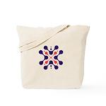 Full Logo And Motto Tote Bag