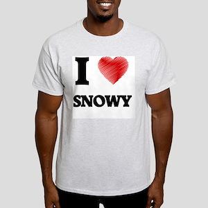 I love Snowy T-Shirt