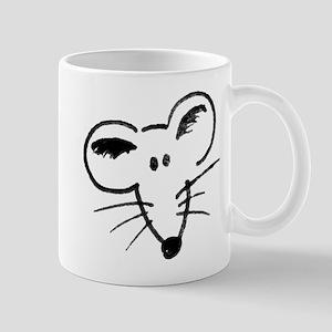 Rat Face Mug