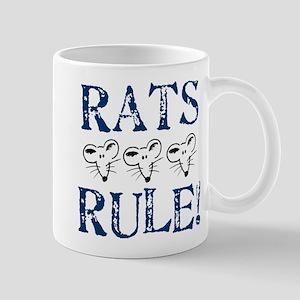 Rats Rule Trio Mug