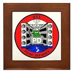 USS Point Defiance (LSD 31) Framed Tile
