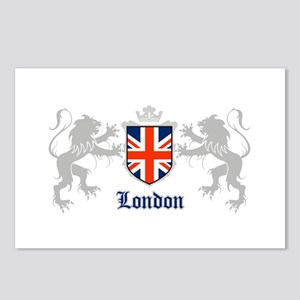 Union lions Postcards (Package of 8)