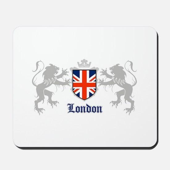 Union lions Mousepad