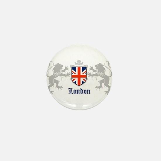 Union lions Mini Button