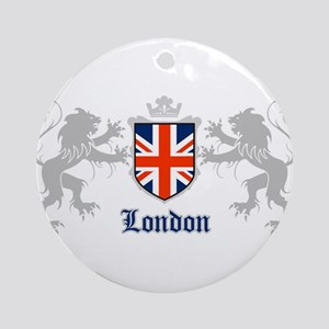 Union lions Ornament (Round)