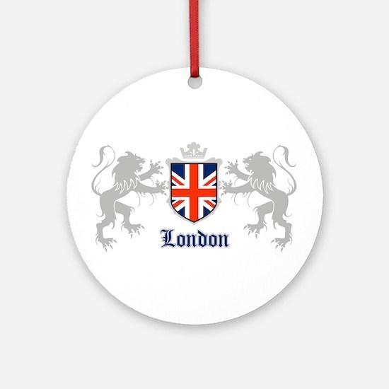Union lions Ornament (Round)