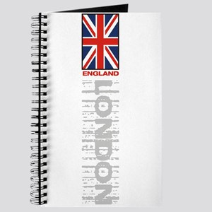 Vertical Flag Journal