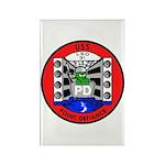 USS Point Defiance (LSD 31) Rectangle Magnet (10 p