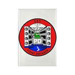 USS Point Defiance (LSD 31) Rectangle Magnet (100