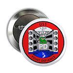 """USS Point Defiance (LSD 31) 2.25"""" Button (100 pack"""