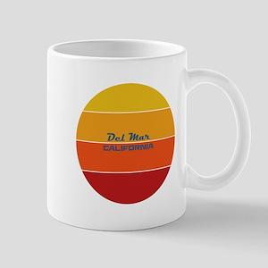California - Del Mar Mugs