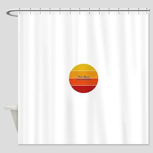 California - Del Mar Shower Curtain