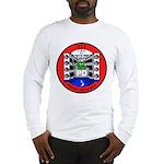 USS Point Defiance (LSD 31) Long Sleeve T-Shirt