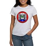 USS Point Defiance (LSD 31) Women's T-Shirt