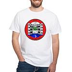 USS Point Defiance (LSD 31) White T-Shirt
