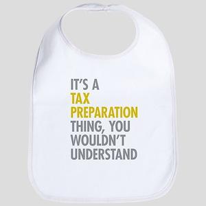 Tax Preparation Bib