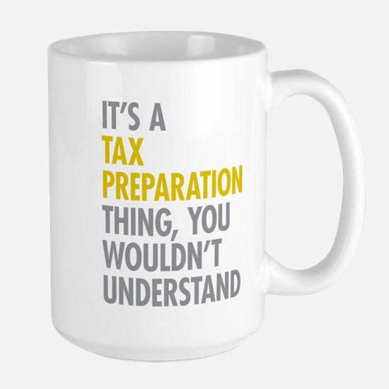 Tax Preparation Mugs