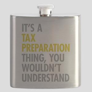 Tax Preparation Flask