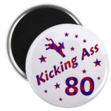 Kicking Ass 80 * Magnet