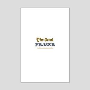 Fraser Mini Poster Print