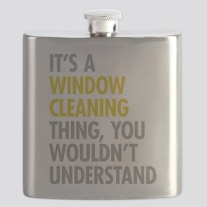 Window Cleaning Flask