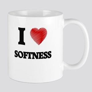 I love Softness Mugs