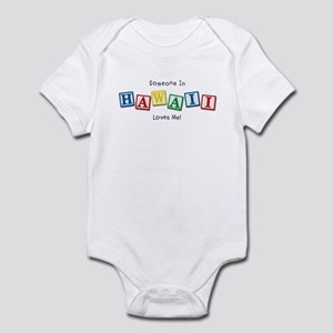 Hawaii Infant Bodysuit