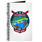USS Clarion River (LSMR 409) Journal