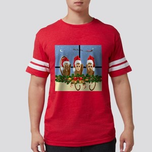Night before Christmas Monkeys T-Shirt
